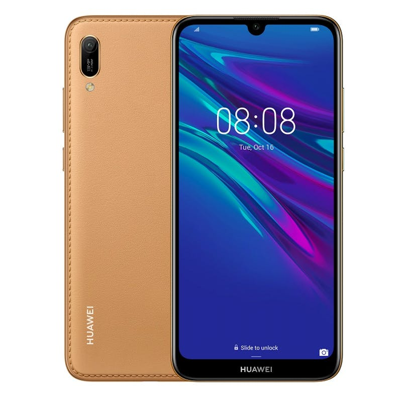 Huawei Y6 (2019) 32GB, Amber Brown